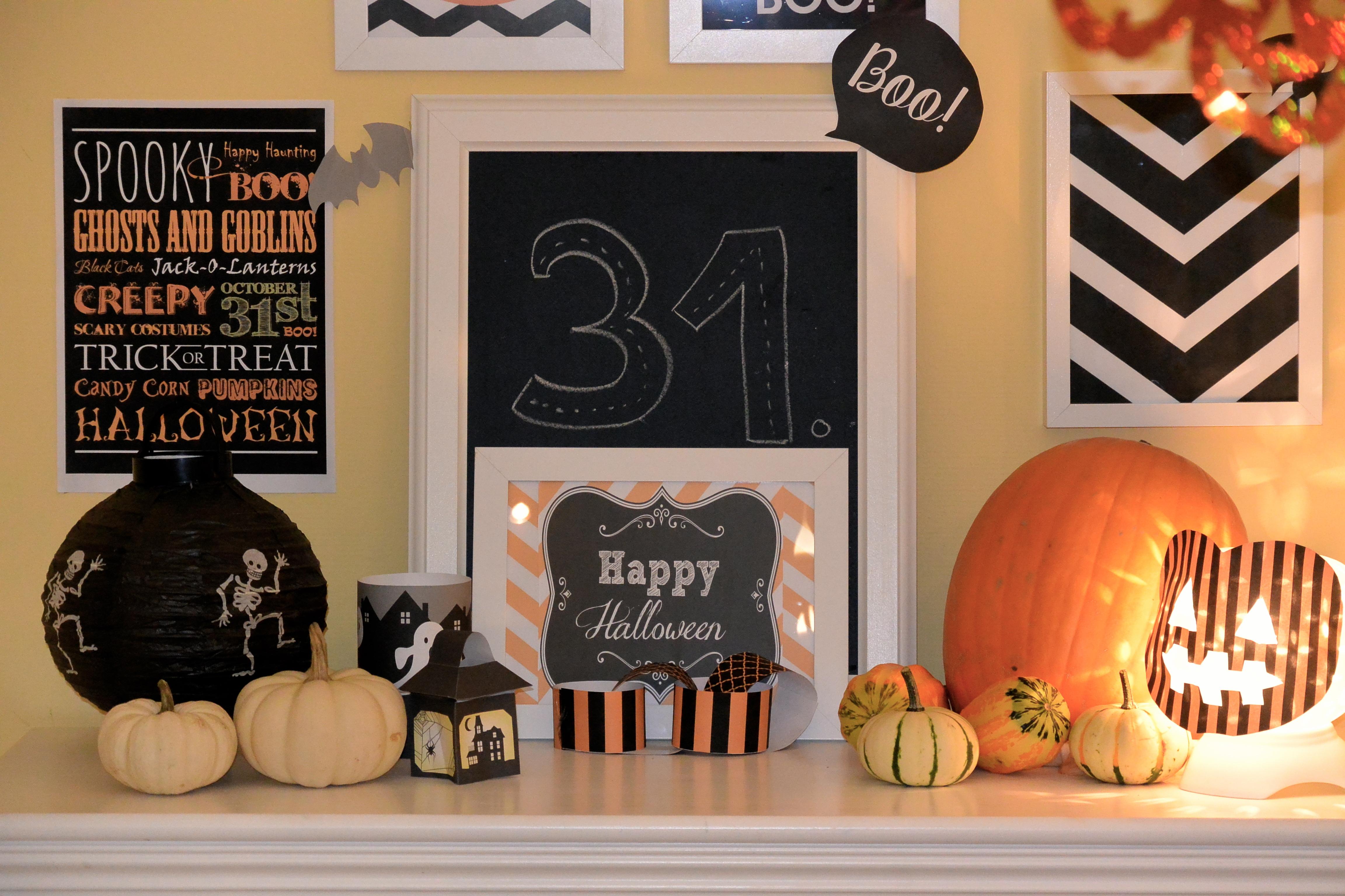 Halloween Deko Halloween Printables My Mom Design