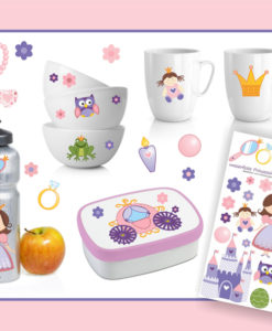 Prinzessin_wasserfeste Sticker_02
