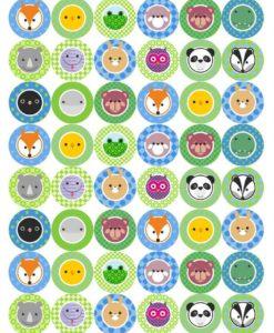 Sticker_rund_Zoo
